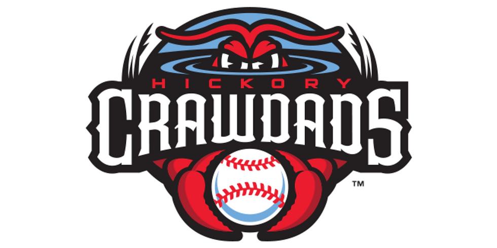 Hickory Crawdads Game