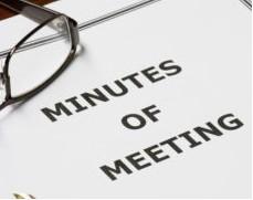 2019 General Meeting Minutes