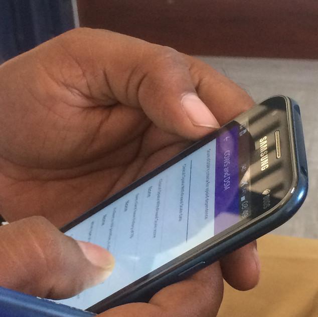 Designing Digitial Health Tools in Kenya