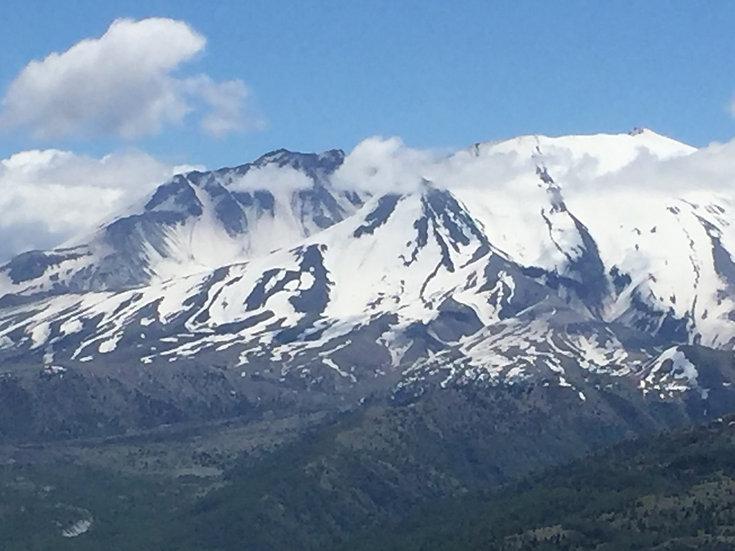 """Mt. Saint Helens"""