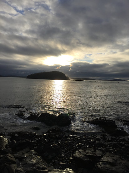 """""""Bar Island Sunrise"""""""