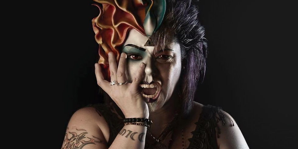 Halloween Spirit Seance Show & Masquerade Ball
