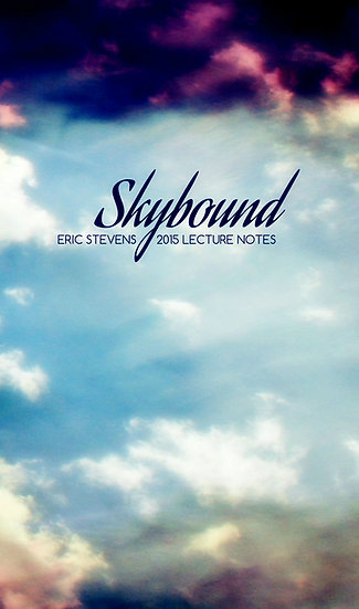 Skybound :: 2015 Lecture Notes