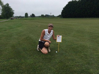Busy Friday for Starkey Law - Proud sponsor of the Calvert County Chamber Golf Classic and Pets with