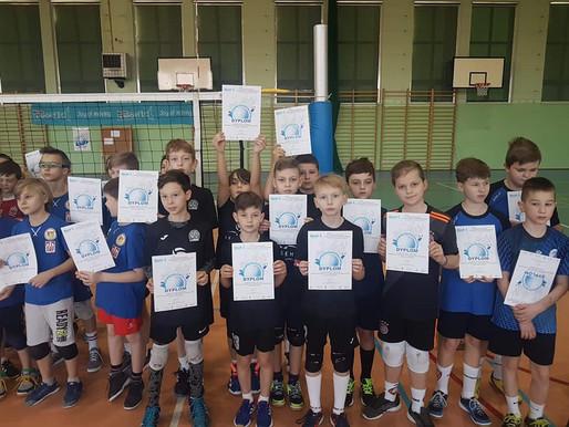 Góra - Kinder +Sport w dwójkach chłopców