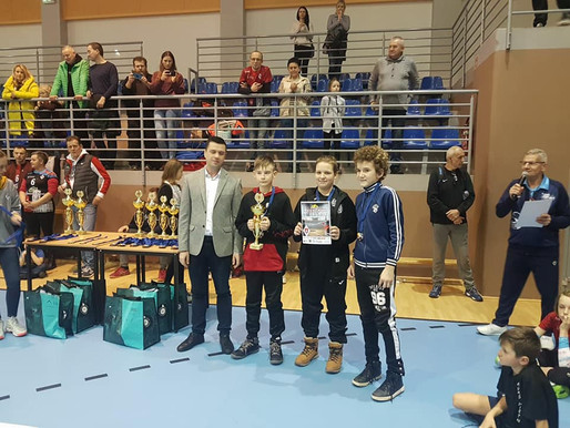 Turnieju o Puchar Prezesa Klubu PKS Piast Poniec