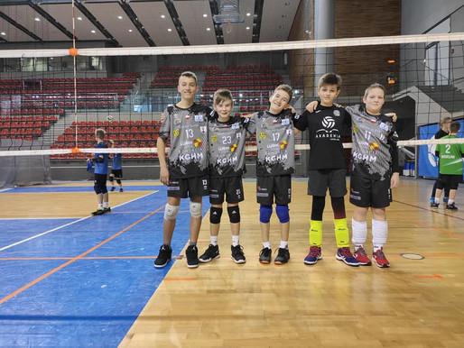 Wałbrzych - turniej trójek Kinder Joy of moving