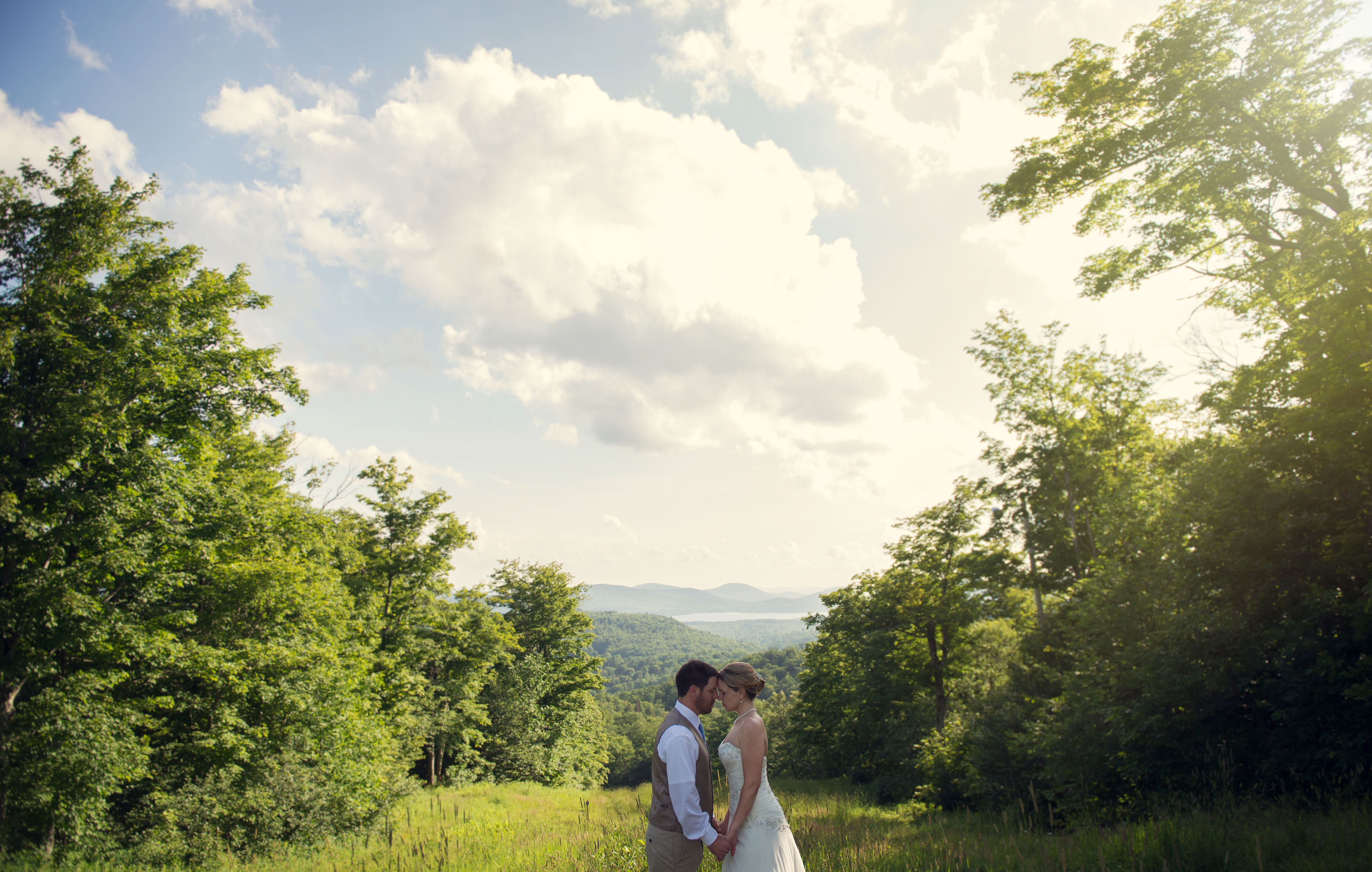 Adirondack wedding photographer