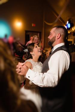 Tricia and Matt Wedding