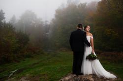 Liz and Matt's Adirondack Wedding