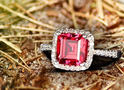 2.49ct Spinel RIng