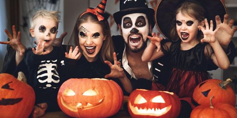 Halloween KSN Kids middag