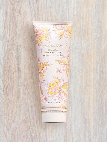 Breathe Perfumed Shower Gel