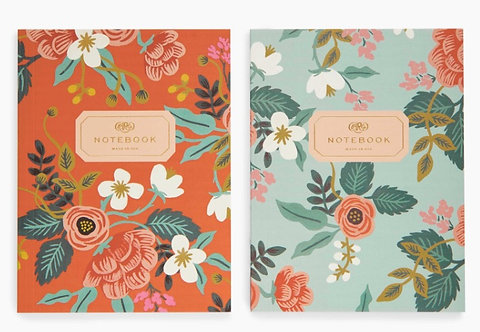 Rifle Paper Co. Birch Notebook Set