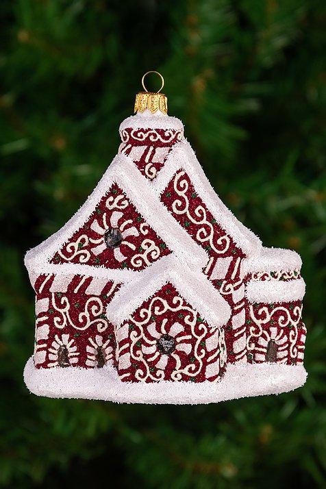 Charlie's Filigree Cottage Ornament