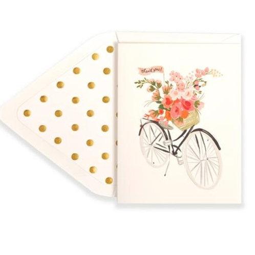 Bike Basket Thank You