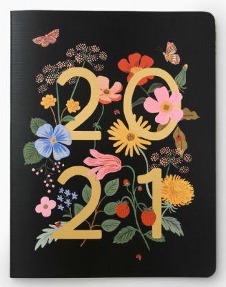 Rifle Paper Co. 2021 12-Month Appointment Book