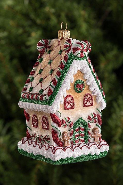 Shimmery Shanty Ornament