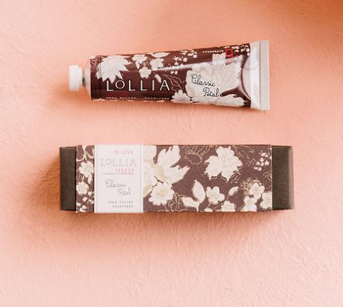 Lollia In Love Travel Size Hand Cream