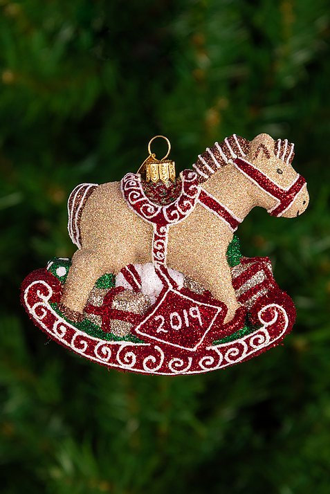 Rockin' Rocking Horse Ornament