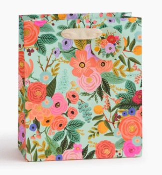 Rifle Paper Co. Garden Party Medium Gift Bag
