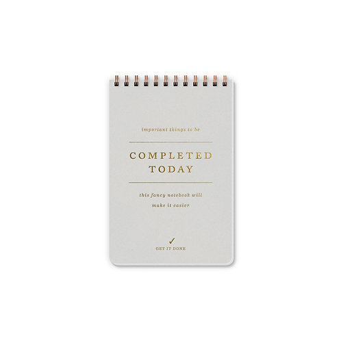 Important Today Pocket Notebook