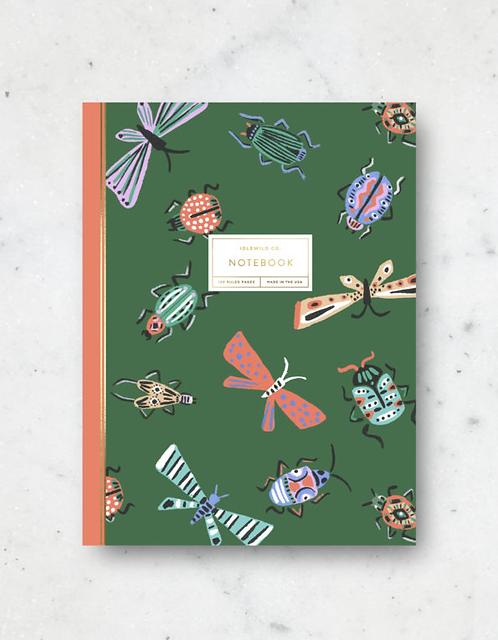 Beetles Notbook