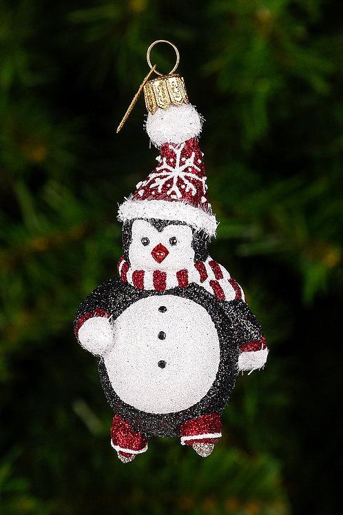 Sister Penguin Ornament