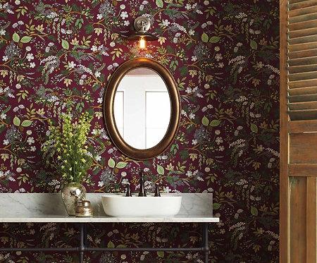 Juniper Forest Wallpaper