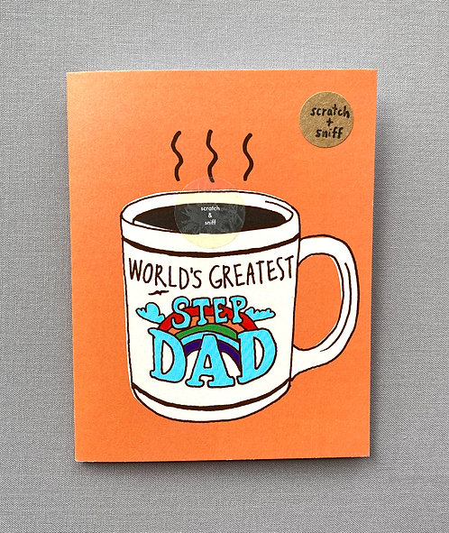World's Greatest Step Dad