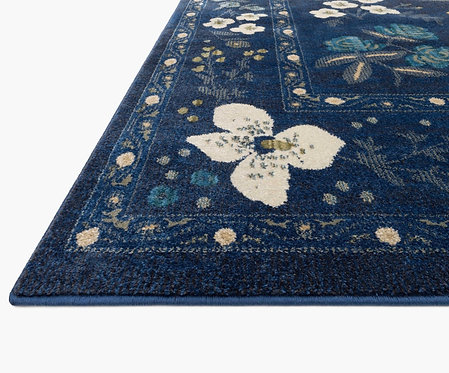 Wildwood Midnight Power-Loomed Rug