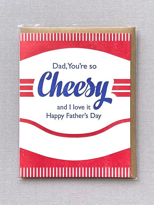You're So Cheesy