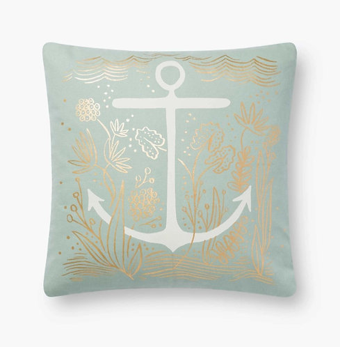 Anchor Printed Pillow