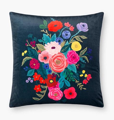 Juliet Rose Velvet Pillow