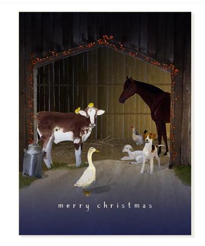 Nativity Holiday Card Box Set