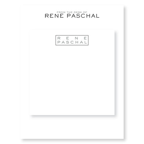 Set of Personalized Notepads | PP2