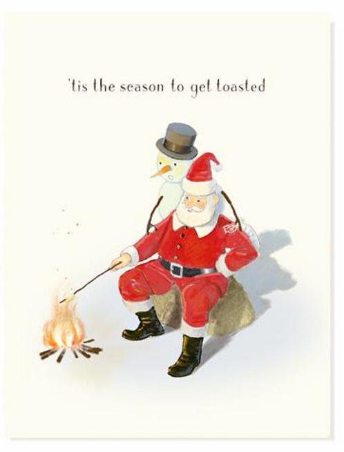 Toasty Holiday Card Box Set