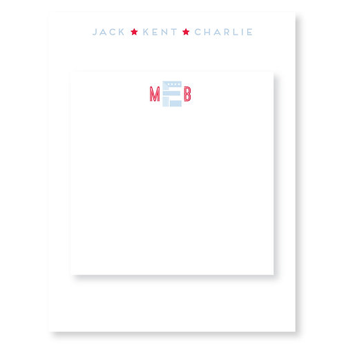 Set of Personalized Notepads | PP12