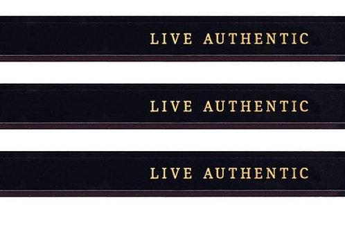 Live Authentic Carpenter Pencils