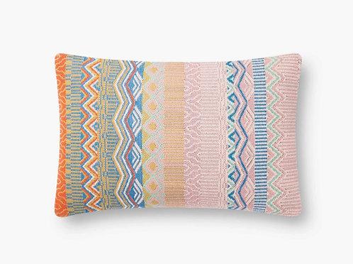 Merida Woven Lumbar Pillow