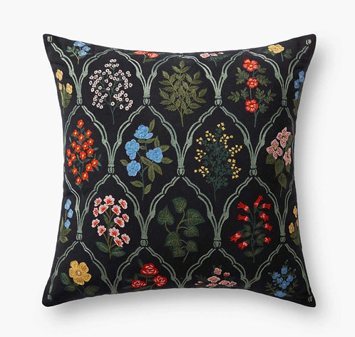 Hawthorne Embroidered Pillow