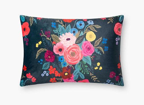 Juliet Bouquet Velvet Pillow