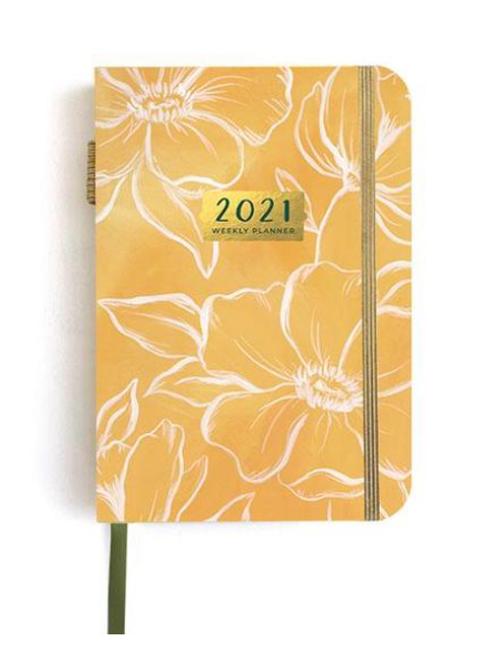 Golden Poppy Planner