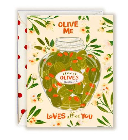 Olive Me Love all of You