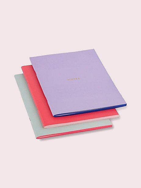 Colorblock Notebook Set