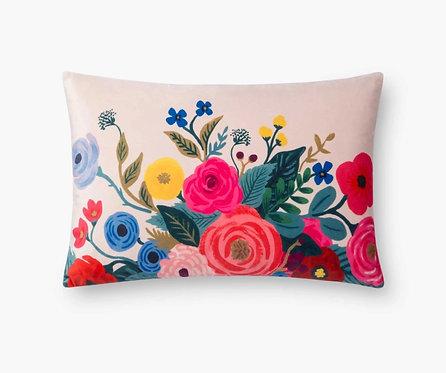 Juliet Garden Velvet Pillow