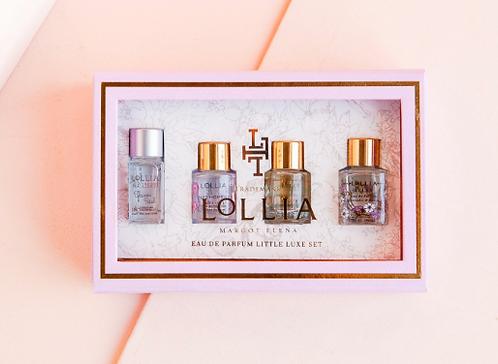 Lollia Eau De Parfum Little Luxe Set