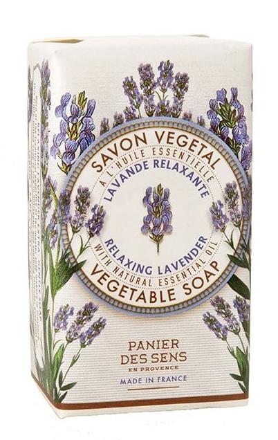 Panier des Sens Blue Lavender Soap