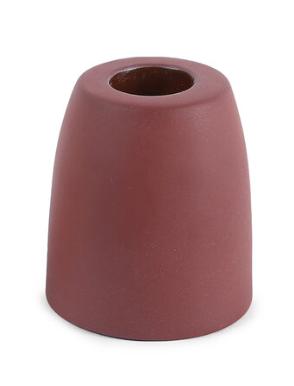 Petite Ceramic Taper Holder- Cone