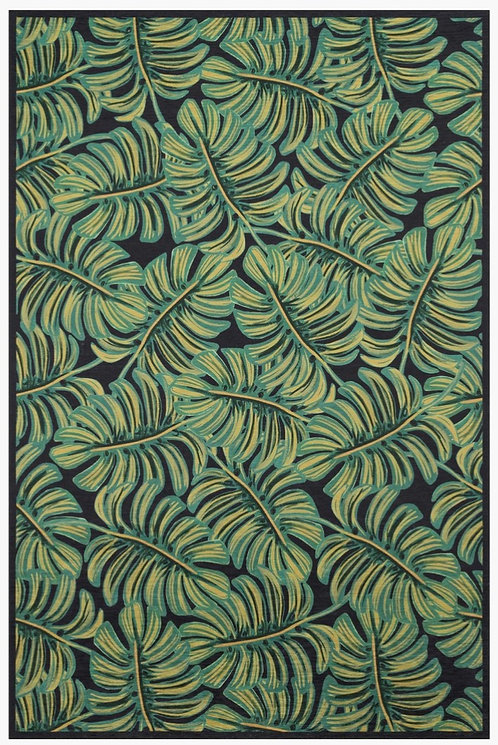 Monstera Outdoor Rug